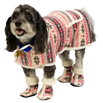 Top Paw® Sherpa Pink Coat - Sale - Dog - PetSmart