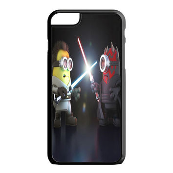 Funny Minions Star Wars iPhone 6S Plus Case