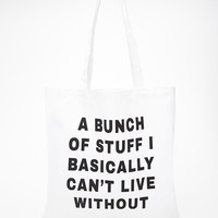 Can't Live Without Tote
