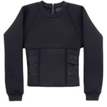 Alexander Wang x H&M Scuba-look Top - XS