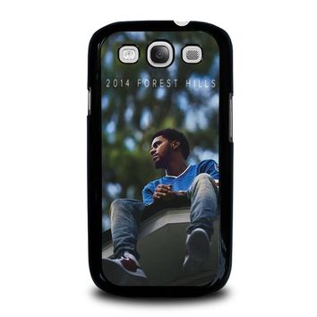 J. COLE FOREST HILLS Samsung Galaxy S3 Case Cover