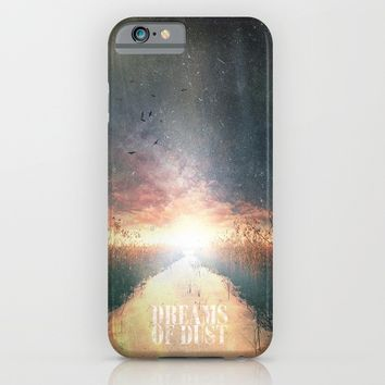 Dreams of dust iPhone & iPod Case by HappyMelvin