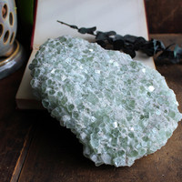 High Vibration Green Apophyllite
