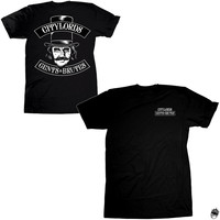 gents & brutes tee - black – City Lords
