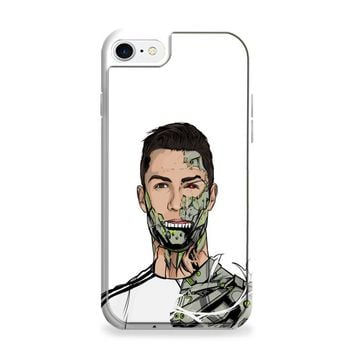 CRISTIANO RONALDO-REAL MADRID ROBOT iPhone 6 | iPhone 6S Case