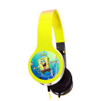 Spongebob Squarepants Headphones SP
