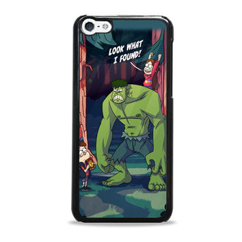 Vacation In Gravity Falls iPhone 5c Case