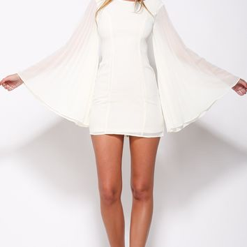 Softly Spoken Dress Ivory