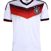 Oruqto 2014 soccer fans souvenirs Germany national team jerseys Soccer Jersey Kit contest training suit - DinoDirect.com
