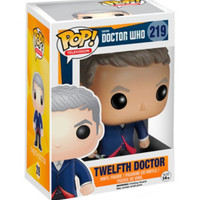 Funko Doctor Who Pop! Television Twelfth Doctor Vinyl Figure