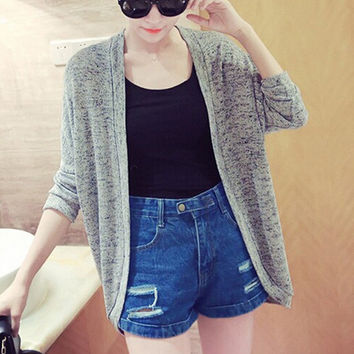 Casual Cardigans Sweaters