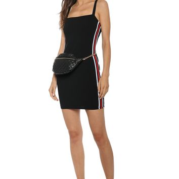 Brooklyn Karma Side Stripe Dress