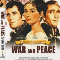 War and Peace (1956) New Sealed DVD Audrey Hepburn