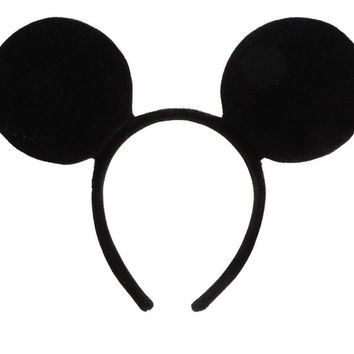 Disney's Mickey Mouse Ears by elope Black One Size