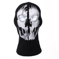 Skull Ghost Mask Skateboard Motorcycle Bike Hood Halloween Balaclava Face Mask