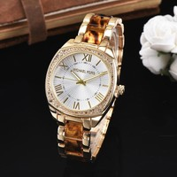 Perfect Michael Kors Ladies Men Fashion Quartz Watches Wrist Watch
