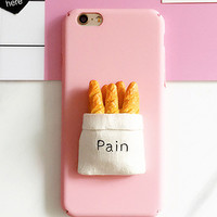 Bread iPhone Case