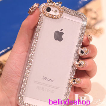 iphone 5s case iphone 5c case Clear iphone 4 case,bling iphone 4s case, clear iphone 5 case, samsung galaxy s3 case galaxy s4 case