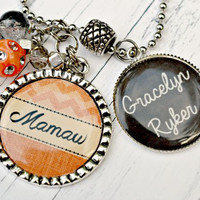 Mamaw Necklace