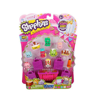 Shopkins Series 2 12 Pack (Colors/Sizes Vary)