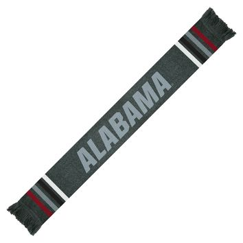 Licensed Official NCAA Scarf Upland Knit by Top of the World KO_19_1