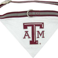 Texas A&M Aggies Bandana Medium
