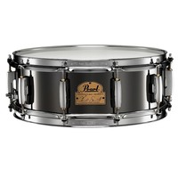 Pearl Chad Smith Signature 14'' x 5'' Steel Snare Drum (Grey)