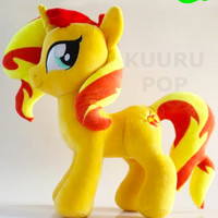 My Little Pony Sunset Shimmer Plush