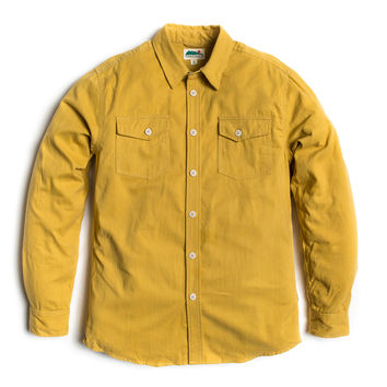 Yonder Shirt - Honey