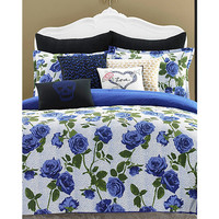 REGAL ROSES F-Q COMFORTER SET: Betsey Johnson