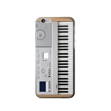 P0891 Keyboard Digital Piano Phone Case For IPHONE 6S PLUS