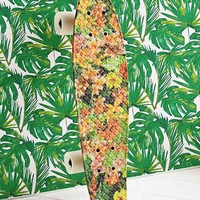 Chasing Paper Green Leaf Removable Wallpaper- Green One