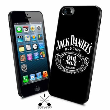 Jack Daniels Logo iPhone 4s iphone 5 iphone 5s iphone 6 case, Samsung s3 samsung s4 samsung s5 note 3 note 4 case, iPod 4 5 Case