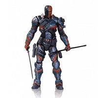 Batman Arkham Origins Action Figure Deathstroke