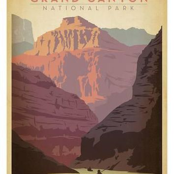 Grand Canyon National Park Art Print by Anderson Design Group at Art.com