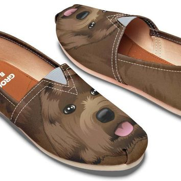 Real Labradoodle Casual Shoes