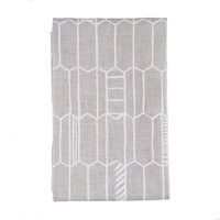 Abacus Tea Towel