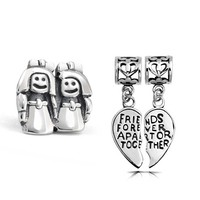 Bling Jewelry Sweet Sisters Set