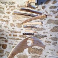 BoGaLeCo.com / Decorative objects / driftwood / Trinket / Fish mobile