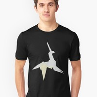 'Foil Unicorn' T-Shirt by FlyNebula