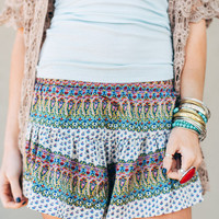 Fit to Flare Shorts