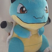 Pokemon: 12-inch Blastoise Plush Toy