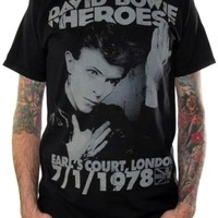 David Bowie T-Shirt - Heroes