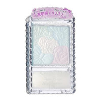 CANMAKE Glow Fleur Highlighter #01 | Canmake 花瓣高光 01焕彩蓝