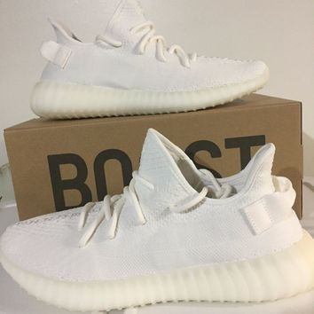 Adidas Yeezy Boost 350 V2 Cream Triple White Size 10 CP9366