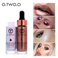 4in1 Highlighter /Shimmer + Eye Shadow +Contour +lip 2017 Face Glow High pigment