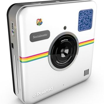 Men's Polaroid 'Socialmatic' Wi-Fi Digital Instant Camera
