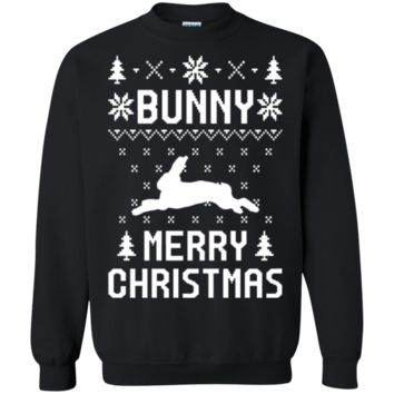 Bunny Ugly Christmas Sweater