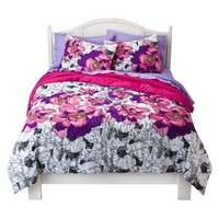 Xhilaration® Outline Floral Comforter Set