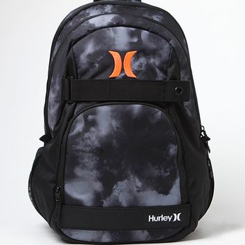 Hurley Honor Roll Black School Backpack - Mens Backpacks - Black/Black - NOSZ